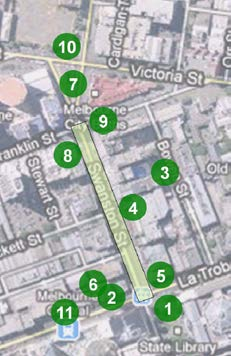 Figure 4-15 CBD North Station entrance options