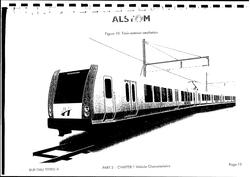 X'Trapolis train detail from Hillside Trains contract artist impression exterior