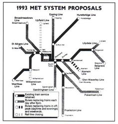 1993 Met system proposals following the election of ther Kennett Government