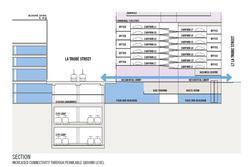 Aurora Melbourne Floor Plan Melbourne Central Station To Little La Trobe Street Wongm S Rail Document Collection